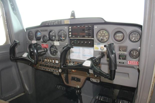 c150 interior